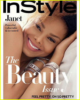 Janet Jackson Is More Secure with Her Body These Days