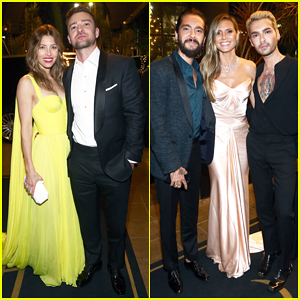 Jessica Biel & Justin Timberlake Couple Up at Emmys 2018 After Party!