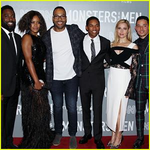 John David Washington Joins 'Monsters & Men' Cast at NYC Premiere!