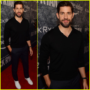 John Krasinski Premieres 'Tom Clancy's Jack Ryan' During LA Fleet Week
