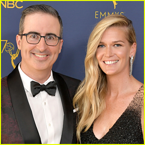 John Oliver & Wife Kate Norley Secretly Welcomed Baby Three Months Ago!