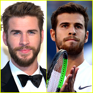 People Think This Tennis Player Looks Just Like Liam Hemsworth