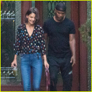 More New Photos of Katie Holmes & Jamie Foxx Together!