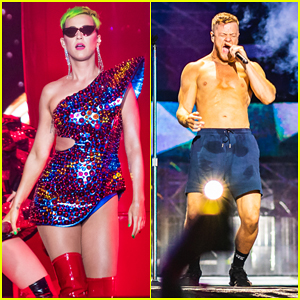 Katy Perry, Imagine Dragons & More Hit Stage at KAABOO Del Mar Festival 2018!
