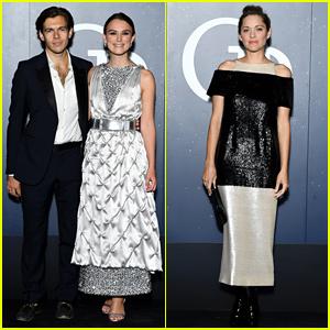 Keira Knightley & Husband James Righton Attend Paris Opera Ballet Gala!