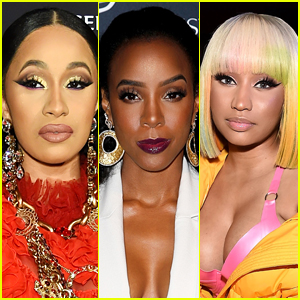 Kelly Rowland Speaks Out About Nicki Minaj/Cardi B Fight