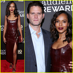 Kerry Washington Promotes Her Broadway Return with Co-Star Steven Pasquale