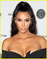 Kim Kardashian Reunited with Her Sister's Ex