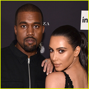 Kim Kardashian Left a Suggestive Comment on Kanye West's Instagram Account!