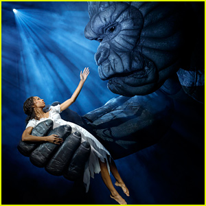 'King Kong' Broadway Musical Debuts First Look Photo!
