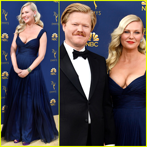 New Parents Kirsten Dunst & Jesse Plemons Hit Up the Emmys 2018 After Welcoming Son!