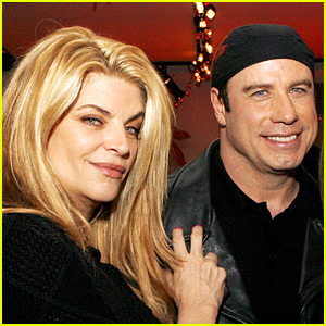 Kirstie Alley Responds to Rumors That John Travolta Is Gay