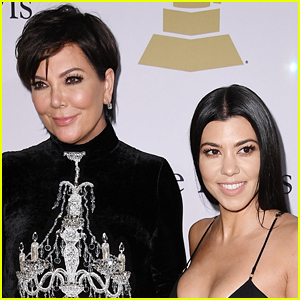 Kourtney Kardashian Throws Shade at Kris Jenner Over Past Affair (Video)