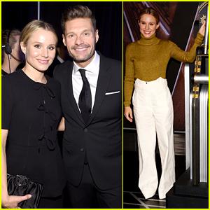 Kristen Bell & Ryan Seacrest Team Up for a Good Cause!