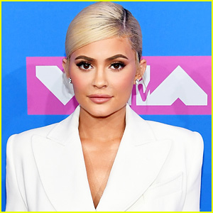 Kylie Jenner Debuts Frosted Pink Hair – See Her New Look!
