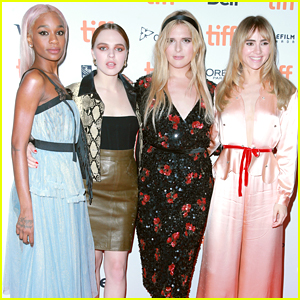 The Ladies of 'Assassination Nation' Premiere Their Movie at TIFF 2018!