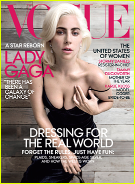Lady Gaga & Bradley Cooper Exchange Compliments in Her 'Vogue' Cover Story