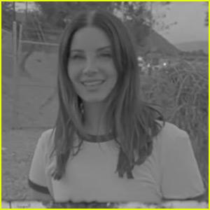 Lana Del Rey Drops 'Mariners Apartment Complex' Video - Read the Lyrics Too!