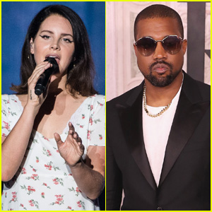 Lana Del Rey Calls Out Kanye West for Supporting Donald Trump
