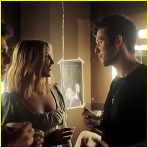 Lauv & Julia Michaels Debut 'There's No Way' Music Video - Watch Now!