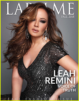 Leah Remini Claims Katie Holmes Could Lose Custody of Suri For Speaking to Her