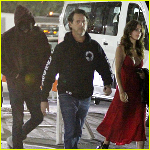 Leonardo DiCaprio & Camila Morrone Enjoy Date Night at Beyonce & Jay-Z's Concert