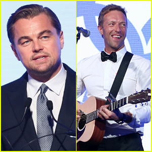 Leonardo DiCaprio's Foundation Celebrates 20 Year Anniversary at Star-Studded Gala!