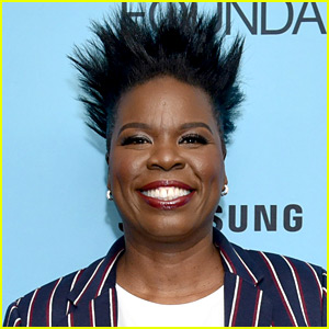 Leslie Jones Sees 'Wicked' on Broadway for First Time, Posts Rave Video Review!