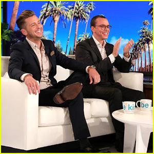 Logic & Ryan Tedder Perform 'One Day' on 'Ellen' - Watch Now!