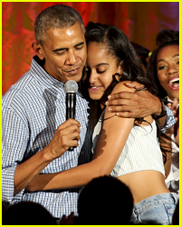 Malia Obama Makes Her Music Video Debut - Watch Now!