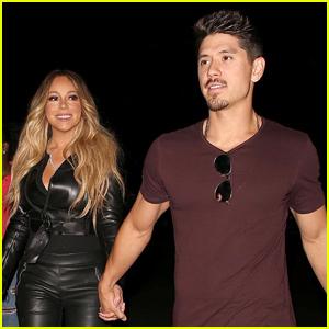 Mariah Carey Catches Beyonce & Jay-Z Concert with Boyfriend Bryan Tanaka!