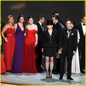 'Marvelous Mrs. Maisel' Takes Home Outstanding Comedy Series at Emmys 2018!