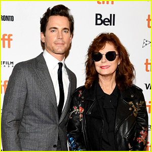 Matt Bomer Premieres His Second Movie at TIFF: 'Viper Club'