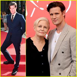Matt Smith Premieres 'Charlie Says' at Venice Film Festival