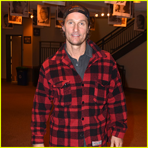 Matthew McConaughey Is Building Oscar Buzz at Telluride Film Festival!