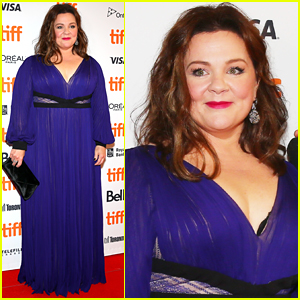 Melissa McCarthy Goes Glam for TIFF 2018 Premiere of 'Can You Ever Forgive Me?'