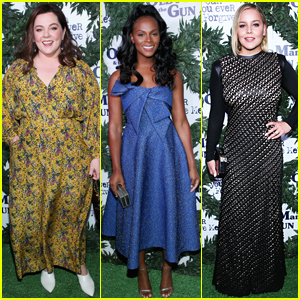 Melissa McCarthy & Tika Sumpter Attend Fox Searchlight's TIFF Party!