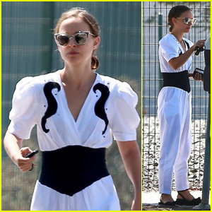 Natalie Portman Looks Chic Running Errands in Los Angeles!