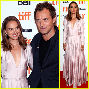 Natalie Portman Premieres 'Vox Lux' at TIFF with Jude Law!