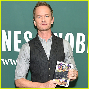 Neil Patrick Harris Steps Out to Promote His New Children's Book in NYC!