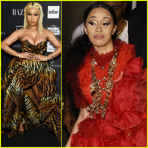 Cardi B Speaks Out Following Confrontation With Nicki Minaj at NYFW Party