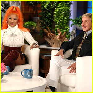 Nicki Minaj Talks Travis Scott Feud on 'Ellen' - Watch Now!