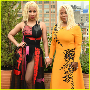 Nicki Minaj Brings Her Mom to Oscar De La Renta Show During NYFW 2018!