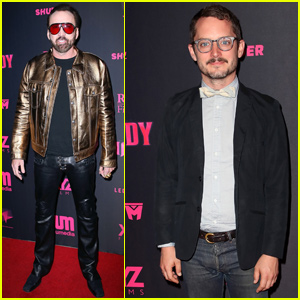 Nicolas Cage & Elijah Wood Host 'Mandy' Screening in LA