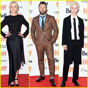 Nicole Kidman, Joel Edgerton, & Troye Sivan Premiere 'Boy Erased' in Toronto