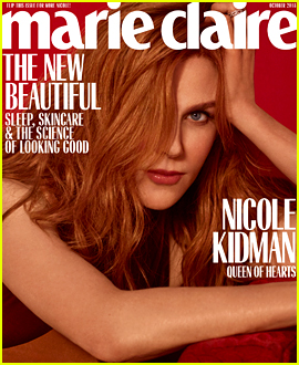 Nicole Kidman Says She Has a 'Strong Sexuality'