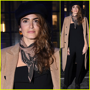 Nikki Reed Attends Rag & Bone's 'Time of Day' Premiere During NYFW!