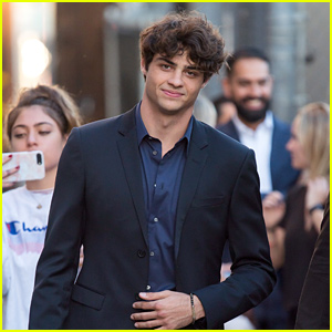 Noah Centineo Tells Story About Being Followed by Fans