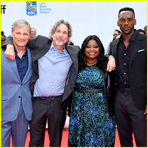 Oscar Winners Octavia Spencer & Mahershala Ali Premiere New Movie at TIFF!