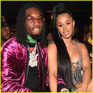 Offset Gets His Cardi B S Daughter S Name Tattooed On His Face